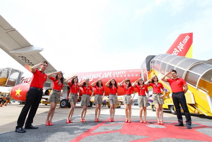 Vietjet Air lance deux nouvelles lignes - ảnh 1