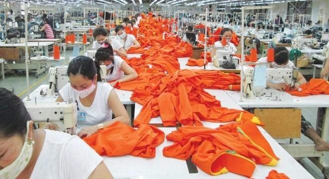 Le textile vietnamien se prépare aux accords de libre-échange - ảnh 1
