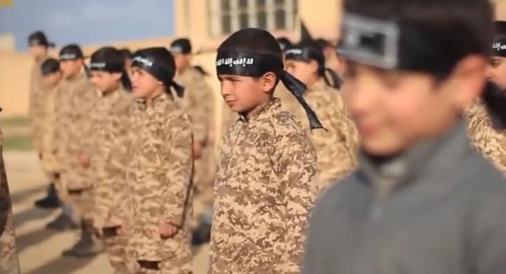 L'EI enlève 127 enfants en Irak - ảnh 1