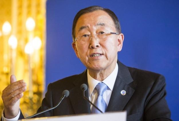 Réfugiés : Entretiens téléphoniques entre Ban Ki-moon et les dirigeants européens - ảnh 1