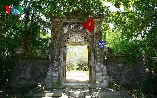 Les maisons-jardins à Hue - ảnh 3