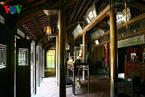 Les maisons-jardins à Hue - ảnh 4