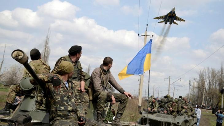 Fin des nouvelles négociations du groupe de contact sur l'Ukraine - ảnh 1