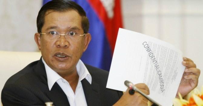 Le PM cambodgien soutient l'arrestation d'un sénateur de l'opposition - ảnh 1