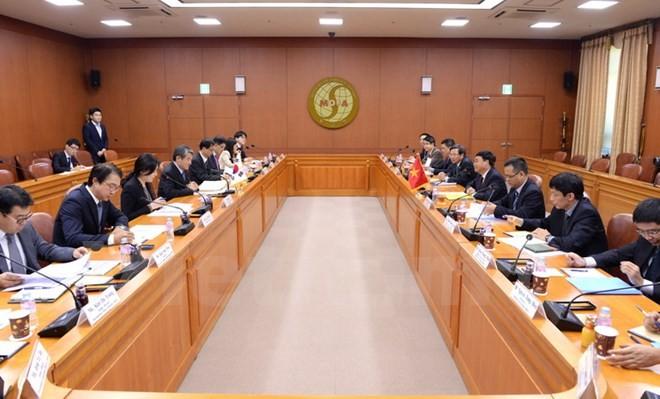Dialogue stratégique Vietnam-République de Corée - ảnh 1