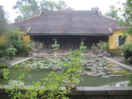 Les maisons-jardins à Hue - ảnh 2