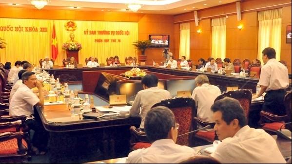 La 41ème session du Comité permanent de l'AN débute lundi prochain - ảnh 1