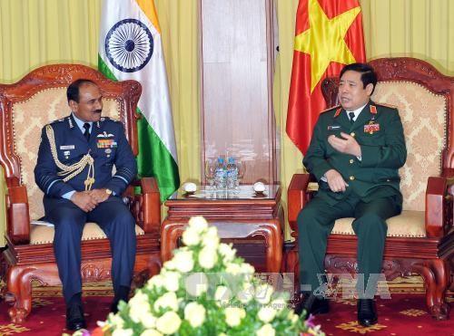 Vietnam-Inde: doper la coopération défensive bilatérale - ảnh 1