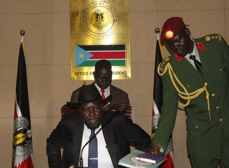 Vote unanime du parlement en faveur de l'accord de paix au Soudan du Sud - ảnh 1