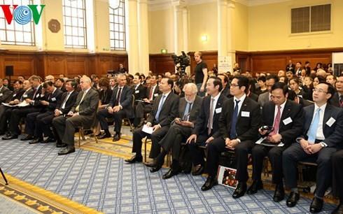 Le Vietnam et la Grande-Bretagne intensifient leur coopération - ảnh 1