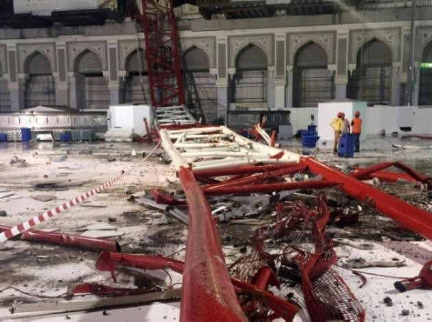Drame à La Mecque : 107 morts après la chute d'une grue sur la Grande Mosquée - ảnh 1