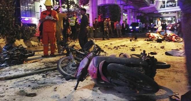 Attentats à Bangkok : la police malaisienne arrête trois suspects - ảnh 1