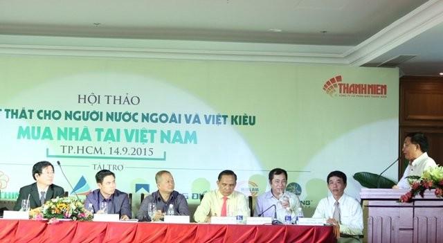 Encourager les étrangers et les Vietkieus à acheter les logements au Vietnam - ảnh 1
