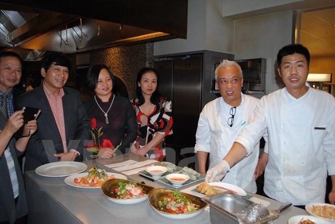 Promouvoir la gastronomie vietnamienne en Afrique du Sud - ảnh 1
