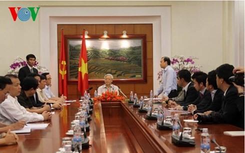Porter les relations Vietnam-Japon à une nouvelle hauteur - ảnh 1