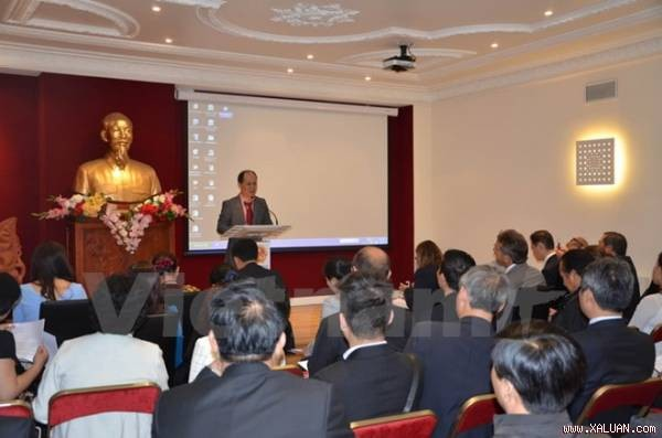 Accompagner les entreprises vietnamiennes opérant en France - ảnh 1