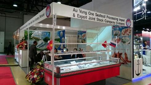 Le Vietnam au World Food Moscow 2015 - ảnh 1