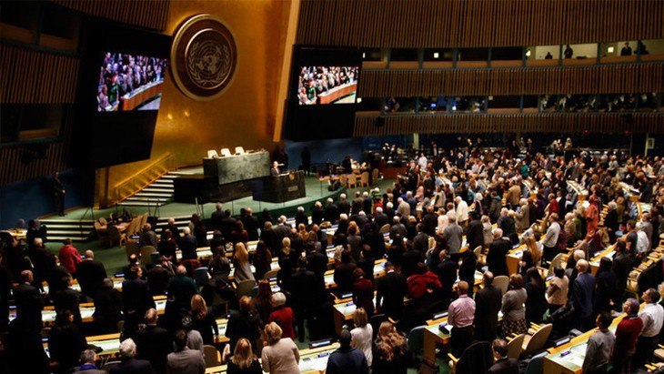 L'Assemblée générale de l'ONU ouvre sa 70ème session - ảnh 1