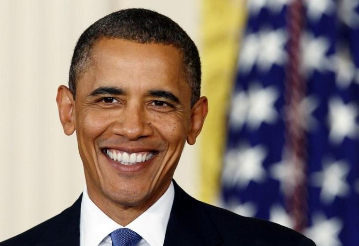 Les cachets d'Obama pour la dernière moitié de son mandat présidentiel - ảnh 1
