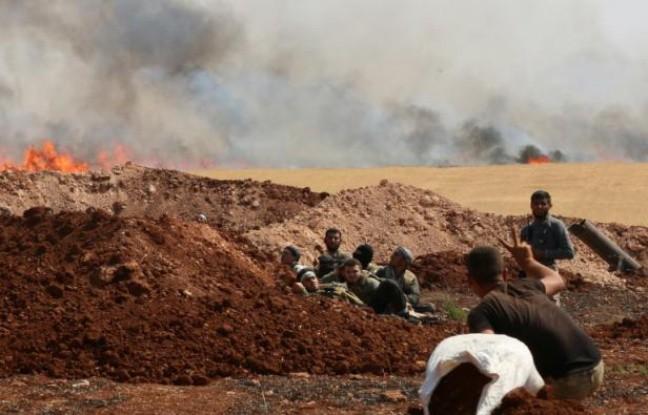 Syrie : 38 morts dont 14 enfants dans un bombardement rebelle à Alep - ảnh 1