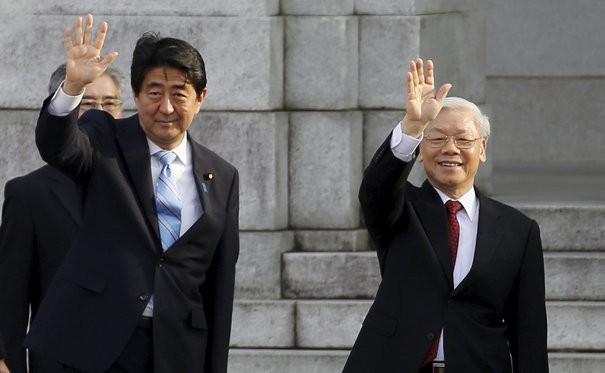 Les relations Vietnam-Japon connaîtront un heureux développement - ảnh 1