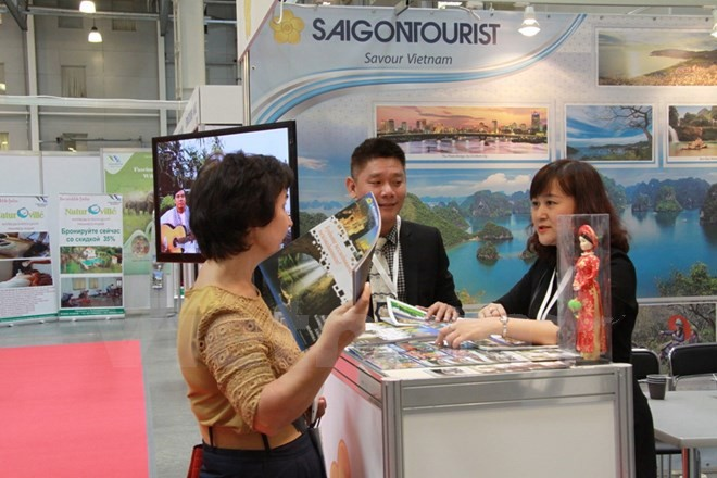 Le Vietnam au salon international du tourisme de villégiature en Russie - ảnh 1