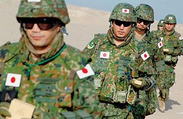 Le Parlement japonais autorise ses troupes à combattre à l'étranger - ảnh 1