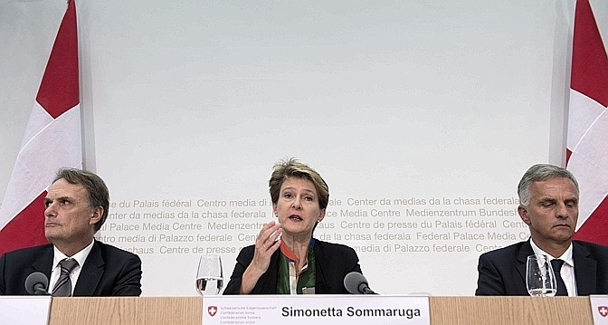 La Suisse va accueillir 1500 migrants - ảnh 1