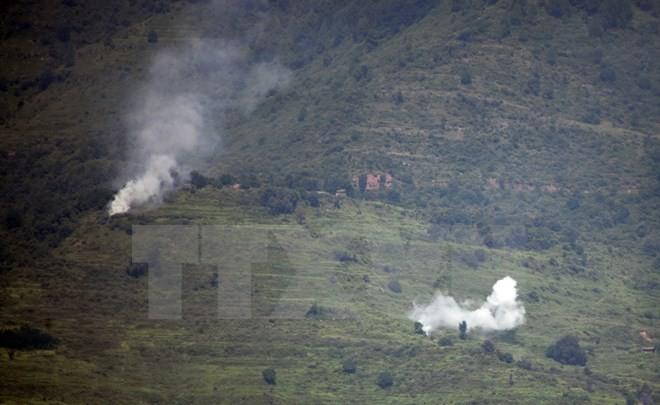 Pakistan - Inde : nouveaux échanges de tirs au Cachemire - ảnh 1