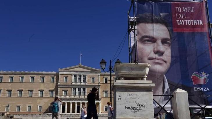 Grèce: le vote pour les élections législatives anticipées a commencé - ảnh 1