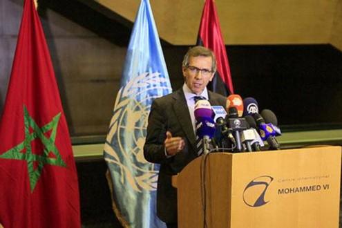 Libye : reprise des pourparlers de paix - ảnh 1