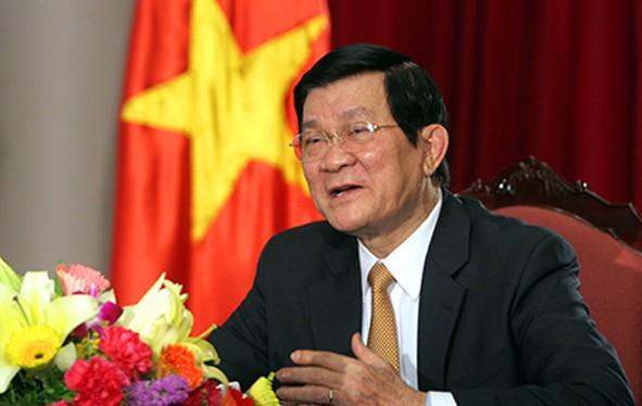 Le président Truong Tan Sang attendu à l'ONU et à Cuba - ảnh 1