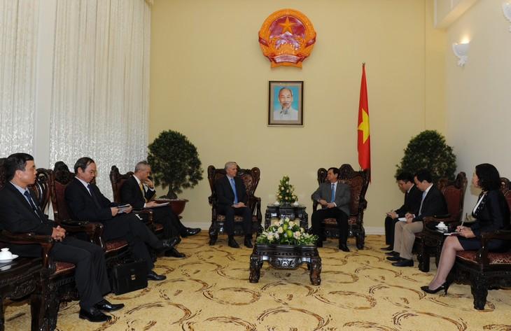 La BAD est optimiste pour l'économie du Vietnam - ảnh 1