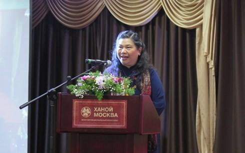 La vice-présidente de l'Assemblée nationale Tong Thi Phong visite la Russie - ảnh 1