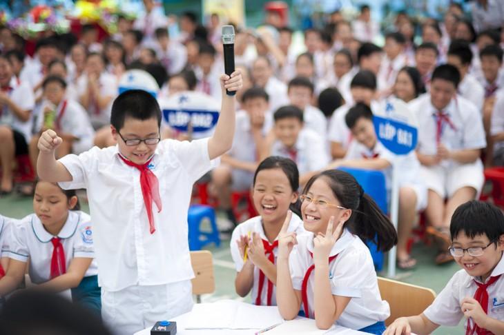 Au Vietnam, l'enseignement primaire et l'enseignement secondaire sont-ils mixtes ? - ảnh 3