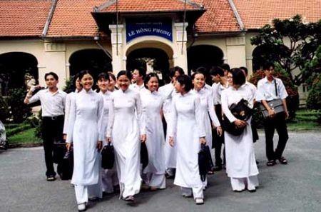 Au Vietnam, l'enseignement primaire et l'enseignement secondaire sont-ils mixtes ? - ảnh 4