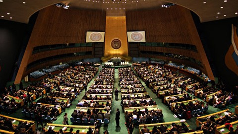 Le Président de l'Assemblée générale appelle tous les pays à aider à résoudre la crise des réfugiés - ảnh 1