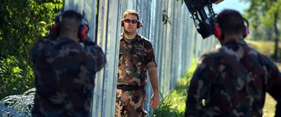 Hongrie: l'armée autorisée à tirer sur les migrants - ảnh 1