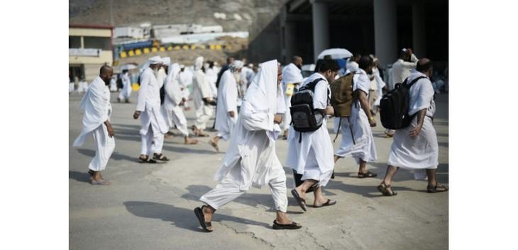 La Mecque: le pèlerinage a commencé pour deux millions de fidèles - ảnh 1