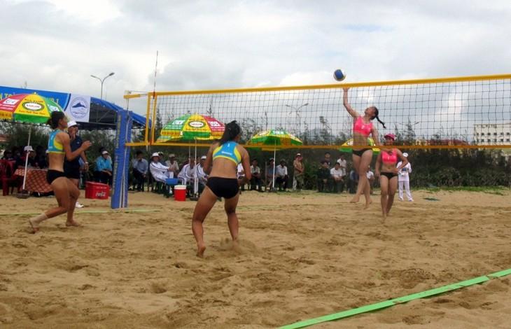 Danang accueille le 5ème festival des sports de plage d'Asie - ảnh 1