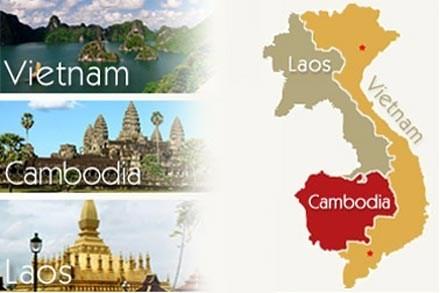 3ème cycle de négociations sur l'accord de promotion commerciale Cambodge-Laos-Vietnam  - ảnh 1