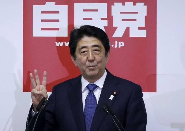 Shinzo Abe veut augmenter le PIB du Japon de 25% - ảnh 1
