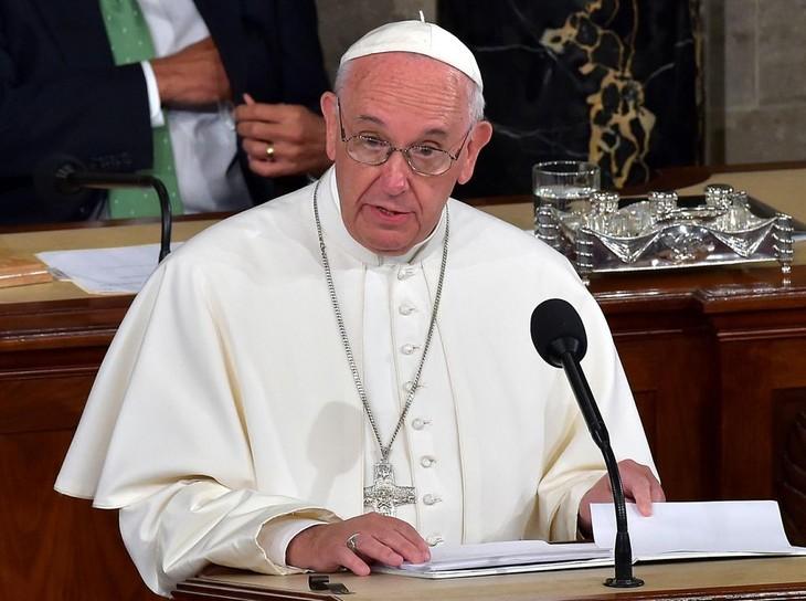 Le pape au Congrès américain: principales déclarations - ảnh 1