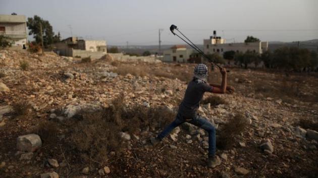 Israël autorise les tirs à balles réelles contre les lanceurs de pierres - ảnh 1