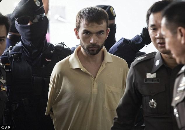 Attentat de Bangkok : Adem Karadag est l'homme au T-shirt jaune - ảnh 1