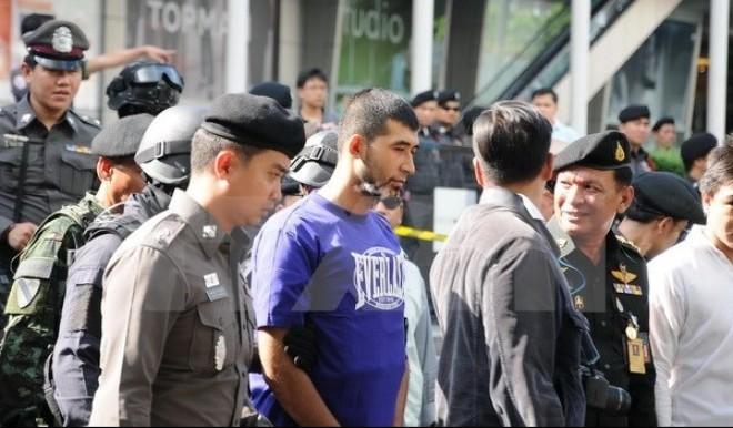 La Thaïlande déclare les motivations des poseurs de bombes à Bangkok - ảnh 1