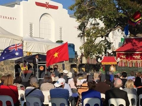 Le Vietnam au Perth Royal Show 2015 - ảnh 1