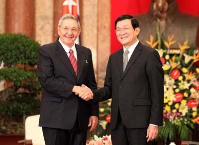 Vietnam-Cuba : une fidélité exemplaire - ảnh 2