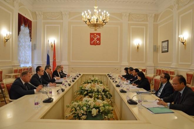 Vietnam-Russie: ouverture du 8ème dialogue stratégique annuel - ảnh 1