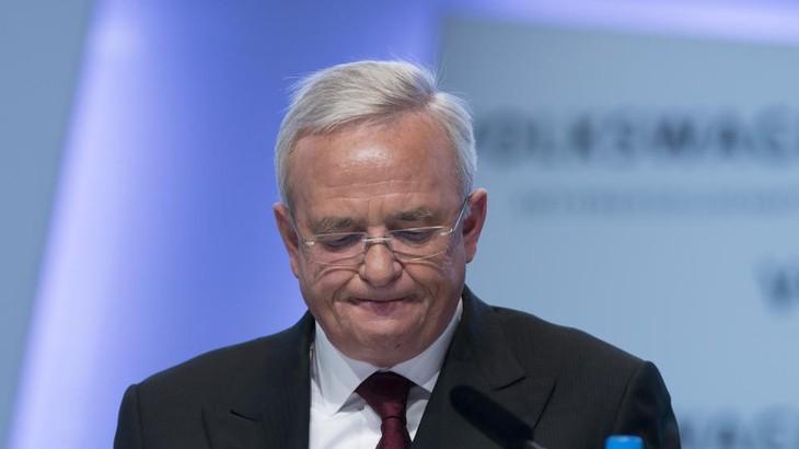 L'Allemagne ouvre une information judiciaire contre l'ex-patron de Volkswagen - ảnh 1